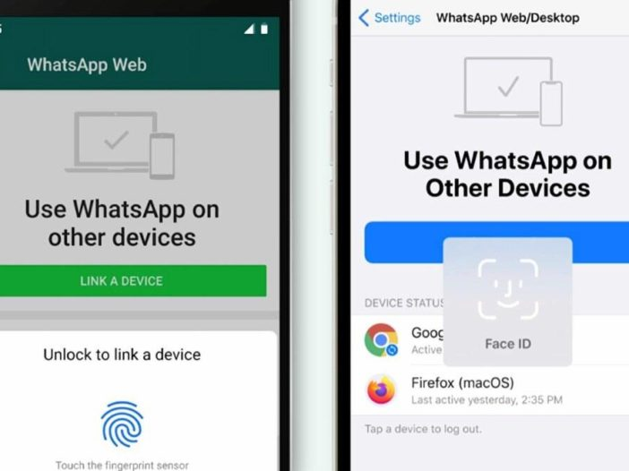 WhatsApp Web en Desktop krijgen een extra beveiligingsfunctie: zo werkt het