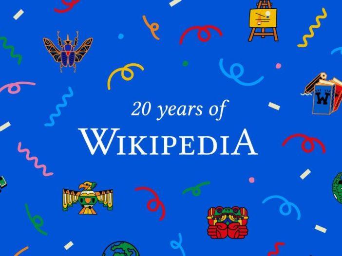 Wikipedia wordt 20: onze kernwaarde neutraliteit heeft ons goed gediend, zegt mede-oprichter Jimmy Wales