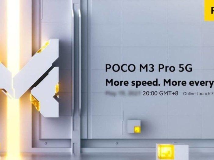 De lanceringsdatum van de Poco M3 Pro is ingesteld op 19 mei; alles wat we tot nu toe weten